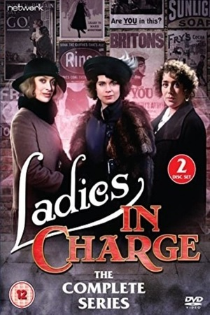 Серіал «Ladies in Charge» (1986)