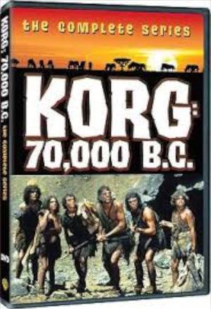 Сериал «Korg: 70,000 B.C.» (1974 – 1975)