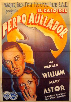 Фильм «Дело о воющей собаке» (1934)