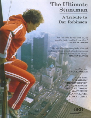 Фільм «Каскадерская работа: Дань Дару Робинсону» (1987)