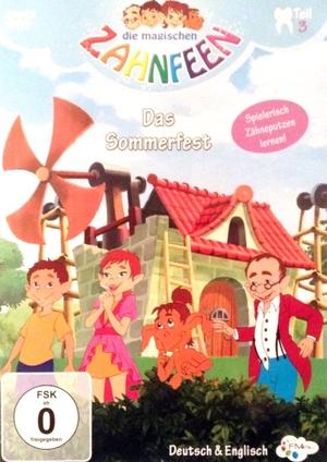Сериал «Волшебные зубные сказки» (2011 – 2012)