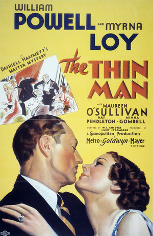 Фільм «Тонка людина» (1934)