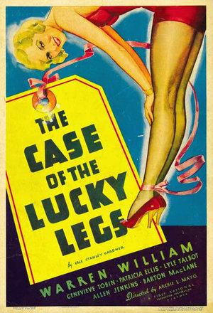 Фильм «Дело о счастливых ножках» (1935)