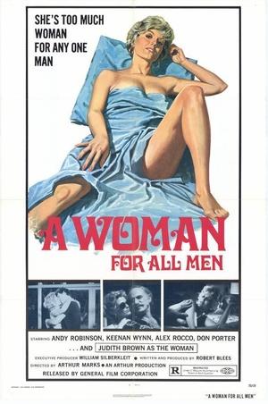 Фільм «Женщина для всех мужчин» (1975)
