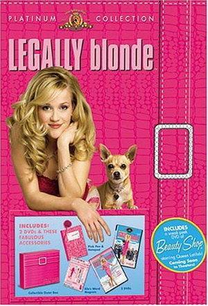 Фильм «Блондинка в законе» (2003)