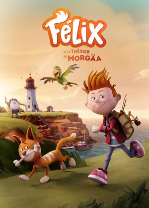 Мультфильм «Гоу, Феликс!» (2021)