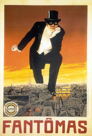 Фільм «Фантомас» (1913)
