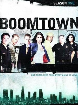 Серіал «Бумтаун» (2002 – 2003)