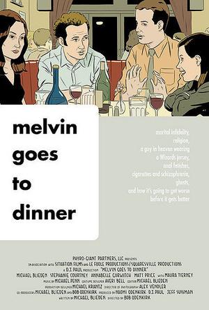 Фільм «Мелвин идет на обед» (2003)