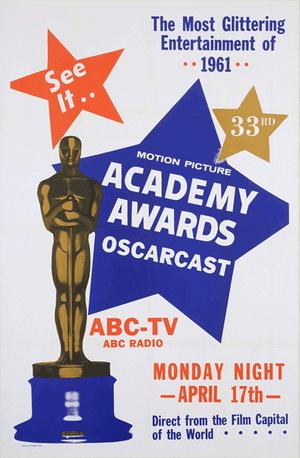 Фільм «33-я церемония вручения премии «Оскар»» (1961)
