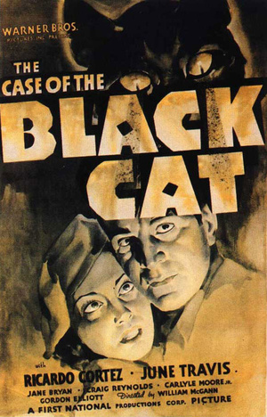 Фильм «Дело о черном коте» (1936)