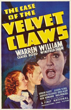 Фильм «Дело о бархатных коготках» (1936)