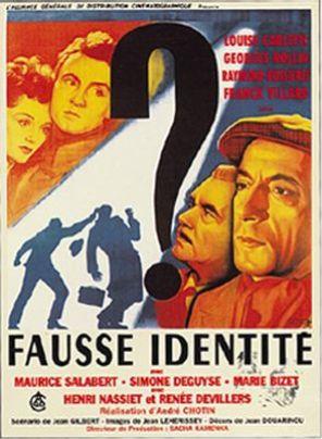 Фільм «Ложная личность» (1946)