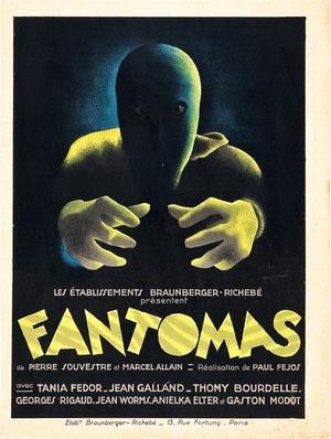 Фильм «Фантомас» (1932)