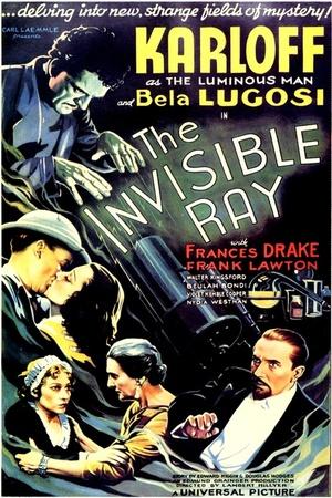 Фильм «Невидимый луч» (1936)