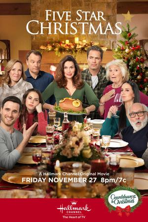 Фільм «Пятизвёздочное Рождество» (2020)