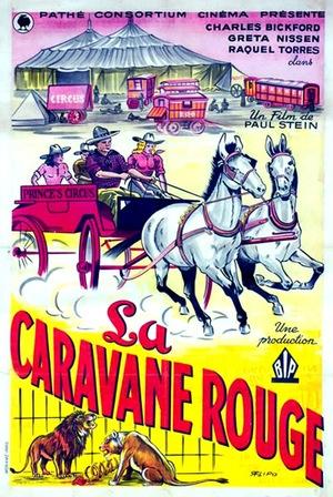 Фільм «Красный фургон» (1933)