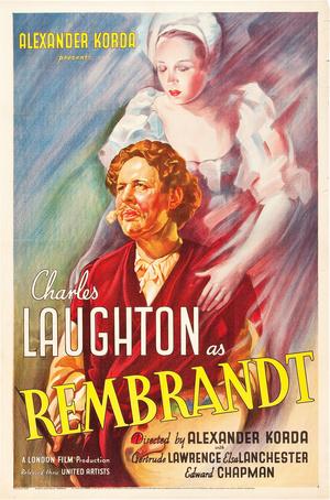 Фильм «Рембрандт» (1936)