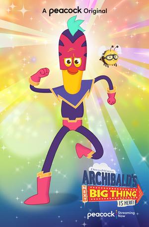 Серіал «Арчибальд в поисках большего» (2021 – ...)