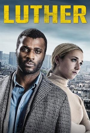Сериал «Лютер» (2021 – ...)