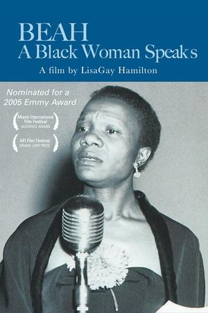Фильм «Beah: A Black Woman Speaks» (2003)