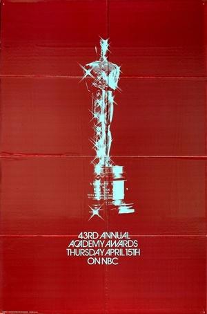 Фільм «43-я церемония вручения премии «Оскар»» (1971)