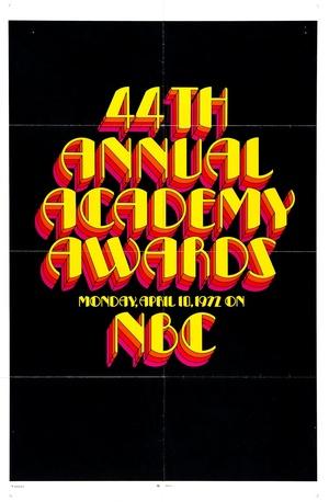 Фільм «44-я церемония вручения премии «Оскар»» (1972)