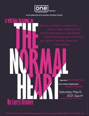Фільм «The Normal Heart» (2021)