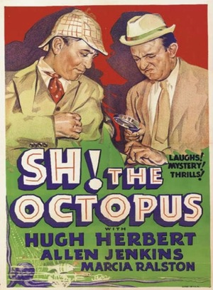 Фільм «Ш-ш! Осьминог» (1937)