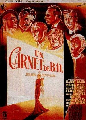 Фільм «Бальний записник» (1937)