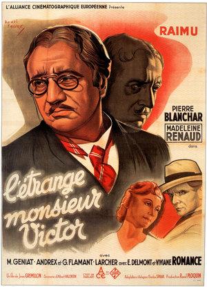 Фільм «Дивний пан Віктор» (1938)