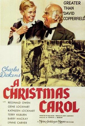 Фільм «Різдвяна пісня» (1938)