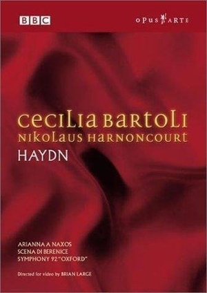 Фильм «Cecilia Bartoli Sings Haydn» (2001)