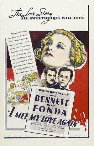 Фильм «Я вновь встретил свою любовь» (1938)