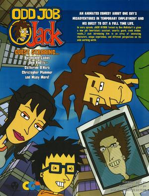 Сериал «Джек на все руки мастер» (2003 – 2007)