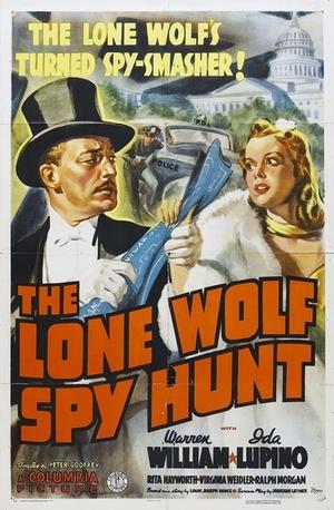 Фільм «The Lone Wolf Spy Hunt» (1939)