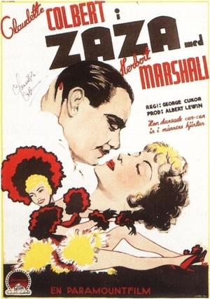 Фильм «Заза» (1938)