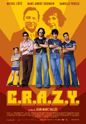 Фильм «Братья C.R.A.Z.Y.» (2005)