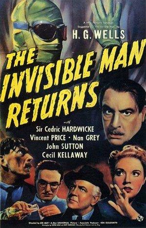 Фильм «Человек-невидимка возвращается» (1940)