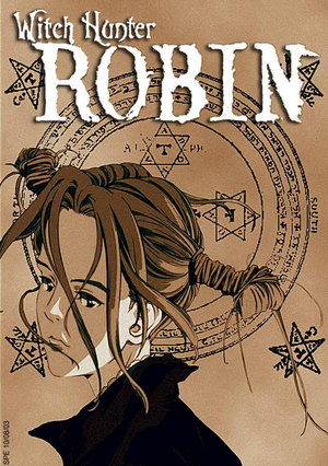 Сериал «Робин – охотница на ведьм» (2002 – 2003)
