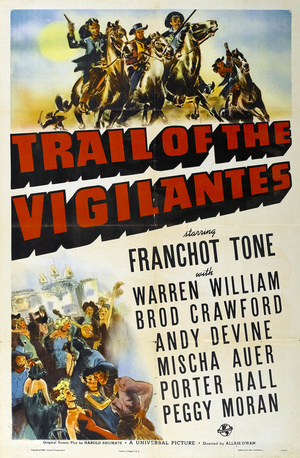 Фільм «След линчевателей» (1940)