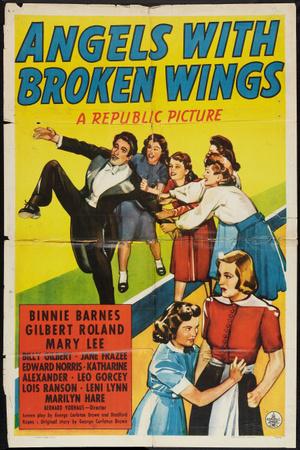 Фильм «Ангелы со сломанными крыльями» (1941)