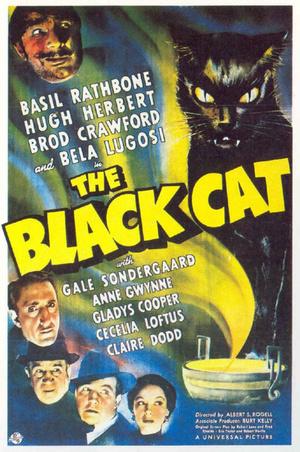 Фильм «Чёрный кот» (1941)