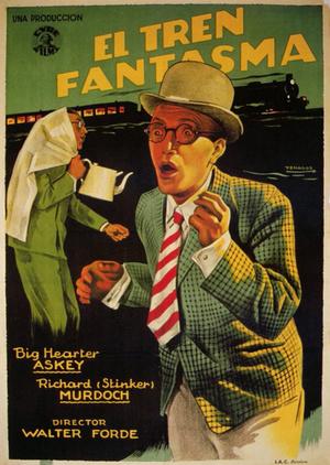 Фільм «Поезд-призрак» (1941)
