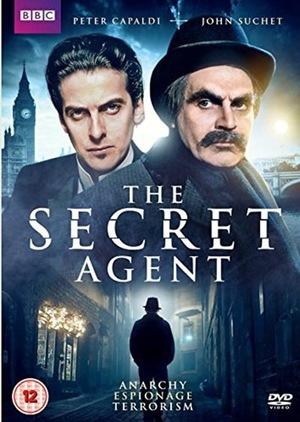 Серіал «Секретный агент» (1992)