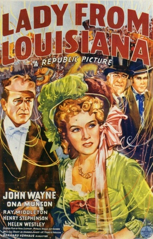 Фильм «Леди из Луизианы» (1941)