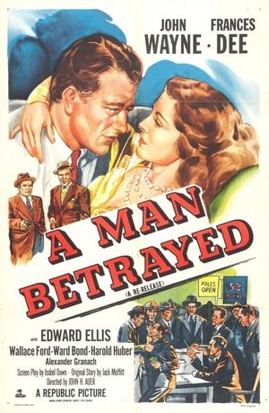 Фильм «Человек, которого предали» (1941)