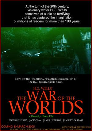 Фильм «Война миров» (2005)