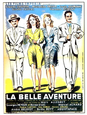 Фільм «Прекрасное приключение» (1942)