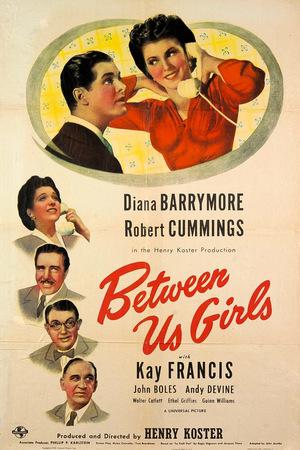 Фильм «Между нами девочками» (1942)